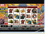 slot igre besplatno Captain America CryptoLogic