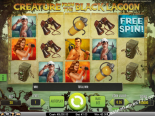 slot igre besplatno Creature from the Black Lagoon NetEnt