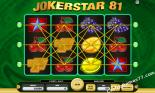 slot igre besplatno Joker Star 81 Kajot Casino